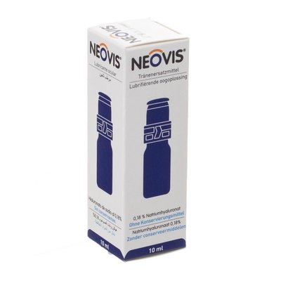 NEOVIS OOGDRUPPELS FLACON 10ML