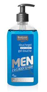 BODYSOL MEN DOUCHE SPORT ENERGY 500ML
