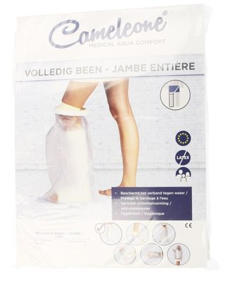 CAMELEONE AQUAPROTECTION ONDERBEEN TRANSPARANT M 1