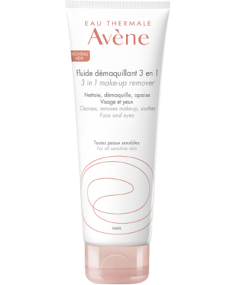 AVENE REINIGINGSMELK 3 IN 1 200ML