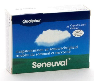 SENEUVAL 100 QUALIPHAR 45 CAPS