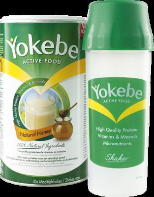 YOKEBE PRO BY XLS VANILLE 400G + SHAKER