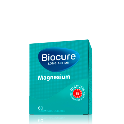 BIOCURE LONG ACTION MAGNESIUM COMP 60