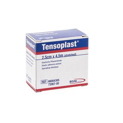 TENSOPLAST PLEISTER 2,5CMX4,5M 1 ROL
