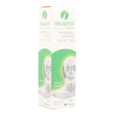 NEUSINOL SPRAY 15 ML