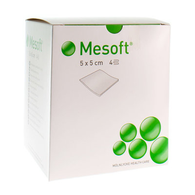MESOFT KP N/ST 4L 5X 5CM 300