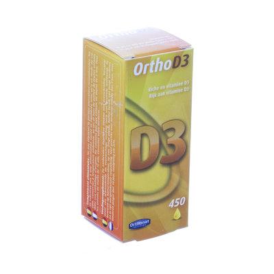 ORTHO D3 20ML ORTHONAT