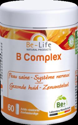 B COMPLEX VITAMIN BE LIFE NF CAPS 60