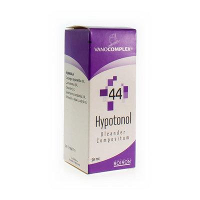 VANOCOMPLEX N44 HYPOTONOL DRUPPELS 50ML UNDA