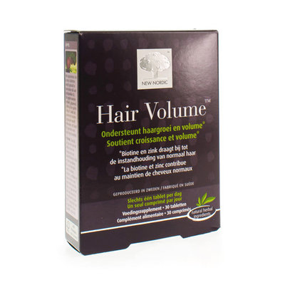 NEW NORDIC HAIR VOLUME COMP 30