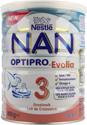 NAN OPTIPRO EVOLIA 3 MELKPOEDER 800G