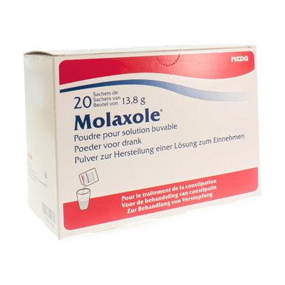 MOLAXOLE ZAKJES 20 X 13,8 G