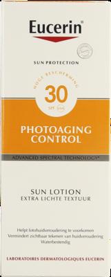EUCERIN SUN PHOTOAGING CONTROL EXTRA LICHTE TEXTUUR SPF30 150ML