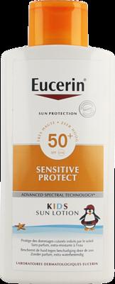 EUCERIN SUN SENSITIVE PROTECTION KIDS LOTION SPF50 400ML