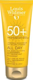 WIDMER SUN ALL DAY SPF50 MET PARFUM TUBE 100ML