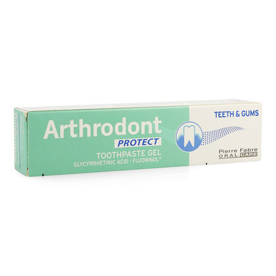 ARTHRODONT PROTECT GEL TUBE 75ML