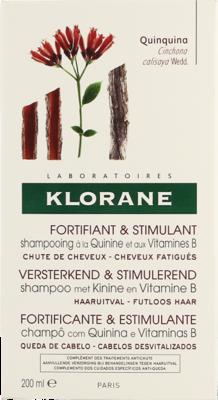 KLORANE SHAMPOO KININE 200ML
