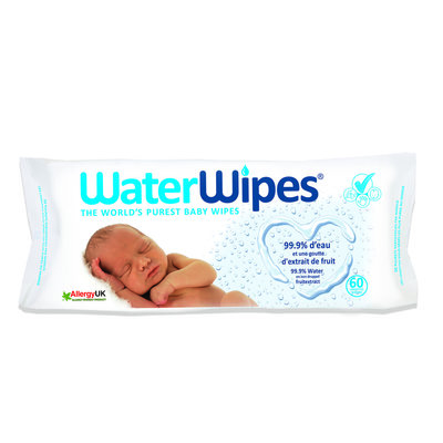 WATER WIPES DOEKJES BABY 60