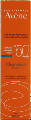 AVENE ZON CLEANANCE SOLAIRE SPF50 50ML