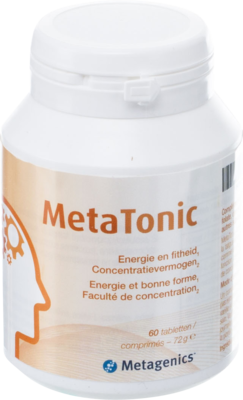 METATONIC COMP 60 METAGENICS