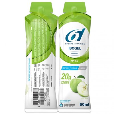 6D ISOGEL APPEL - APPLE 12X60G