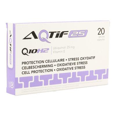 AQTIF 25 CAPS 20