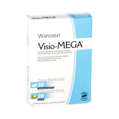 VISIO-MEGA 30 TABL + 30 CAPS