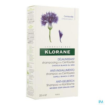 KLORANE SHAMPOO DUIZENDGULDENKRUID FLACON 200ML