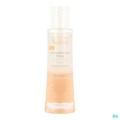 AVENE ESSENTIELS OOG MAKEUP REMOVER WATERPROOF 125ML