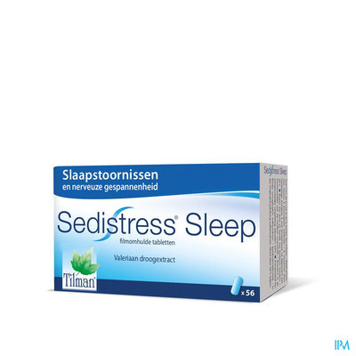 SEDISTRESS SLEEP FILMOMH TABL 56 X 500MG