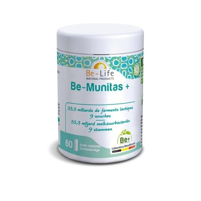 BE-MUNITAS+ BE LIFE GEL 60