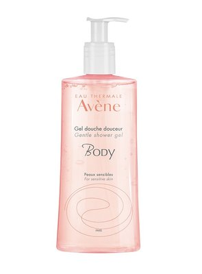 AVENE BODY DOUCHEGEL ZACHT 500ML