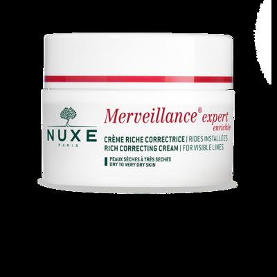 NUXE MERVEILLANCE EXPERT RIJKE DAGCREME DROGE HUID 50ML