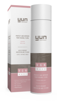 YUN VGN WASH 200ML