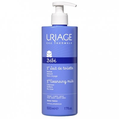 URIAGE BB 1ERE MELK TOILETTE 500ML