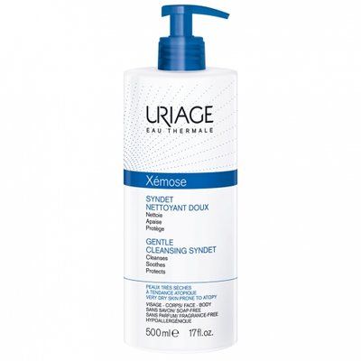 URIAGE XEMOSE SYNDET MILDE REINIGING EMULSIE 500ML