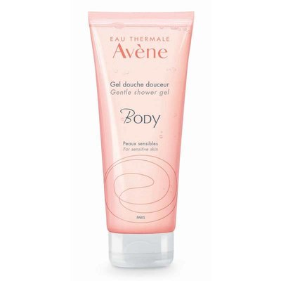 AVENE BODY DOUCHEGEL ZACHT 200ML