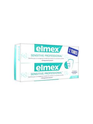 ELMEX SENSITIVE PROFESSIONAL TANDPASTA 2X75ML -€1,50