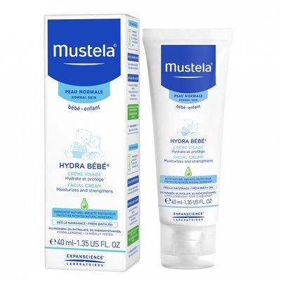 MUSTELA BB HYDRA GELAATSCREME TUBE 40ML