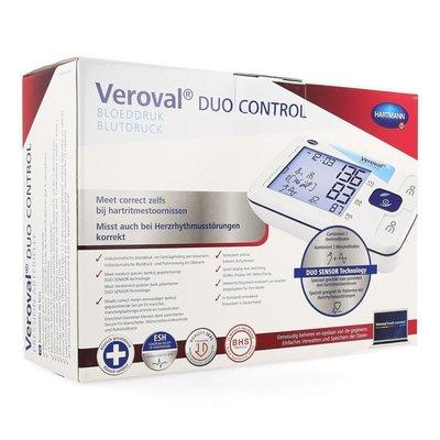 VEROVAL BLOEDDRUKMETER DUO CONTROL LARGE