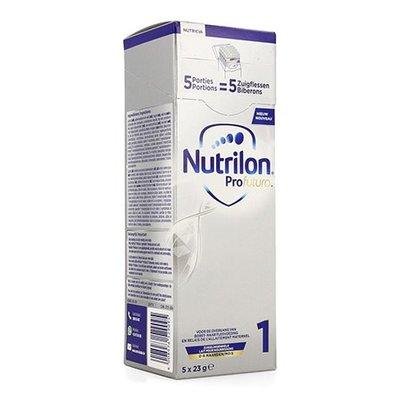 NUTRILON PROFUTURA 1 5X23G
