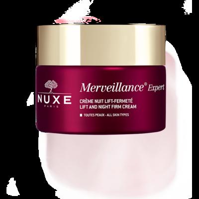 NUXE MERVEILLANCE EXPERT NACHTCREME LIFTEND & VERSTEVIGEND 50ML