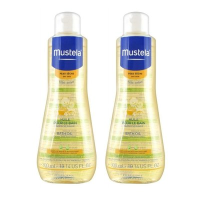 MUSTELA PS BADOLIE 2X300ML PROMO