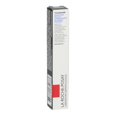 LRP TOLERIANE MASCARA MULTI DIMENSION ZWART 7,2ML