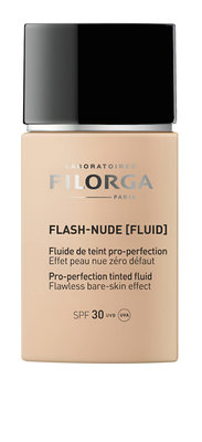 FILORGA FLASH NUDE FLUIDE 02 MEDIUM DARK 30ML