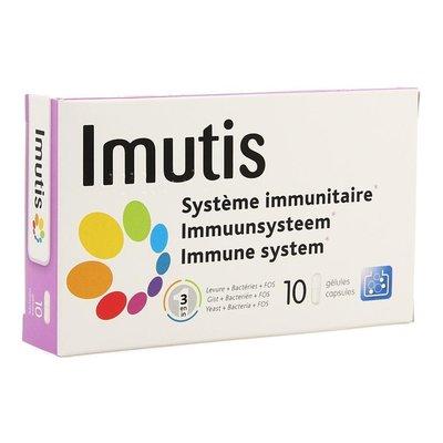 IMUTIS NF CAPS 10