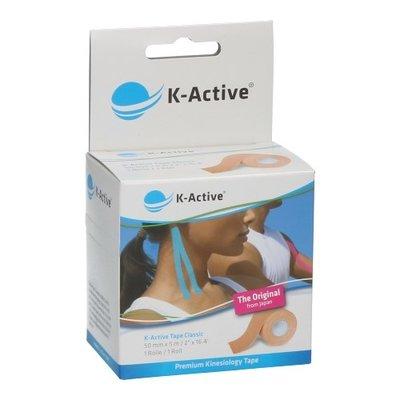NAQI K ACTIVE TAPE BEIGE 5,0CMX5M