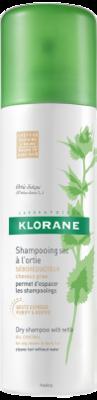 KLORANE CAPIL. DROOGSH BRANDNET.GETINT2X150ML