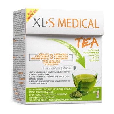 XLS MED. TEA ZAKJE 30
