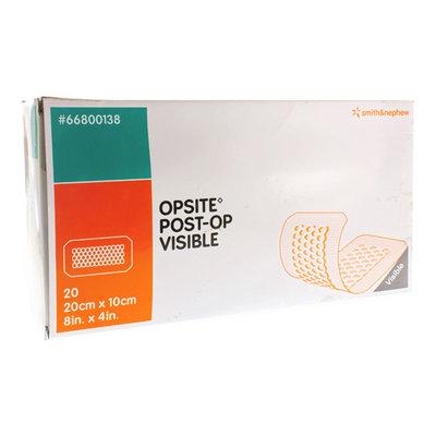 OPSITE POST OP VISIBLE 10CMX20CM 20 66800138